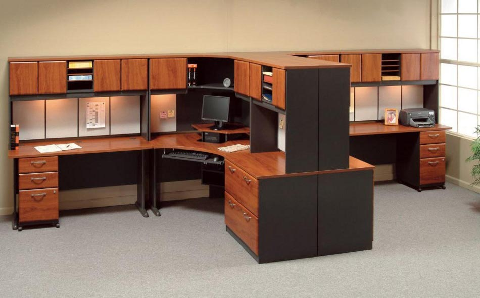 work spaces remodeling